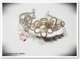 esküvő, ezüstözött, nikkelmentes